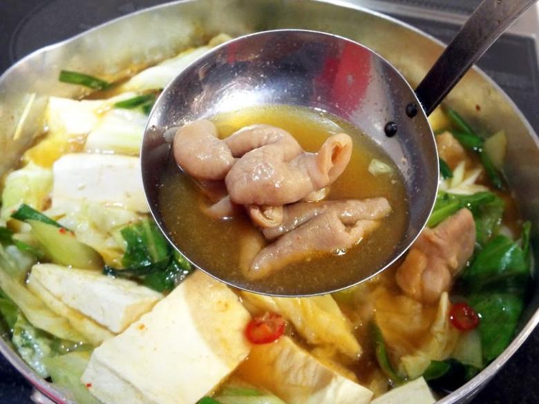 岩泉ホルモン鍋のおいしい作り方
